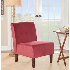 Home Decor Accent Chairs by Favorable Red Patterned Accent Chair In Home Decorating Ideas With