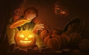 halloween wallpaper screensaver pumpkin wallpaper and screensavers wallpapersafari