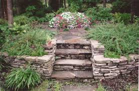 Stone For Garden Walls by Natural Stone Chattanooga Tn