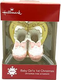 hallmark keepsake 2017 baby s dated