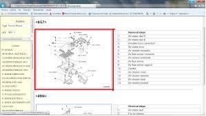 documentos y manuales de servicio tecnico por modelos