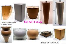 wooden sofa feet sofa feet ebay