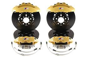 bmw rotors brake kit w brembo calipers for bmw f80 m3 m4 18 wheels