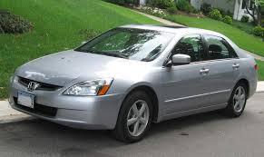 2003 honda accord horsepower 2003 honda accord specs and photots rage garage