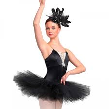 Dance Costumes Curtain Call shimmering lights short ballet costumes swan lake