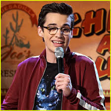 maddie s exclusive joey bragg liv and maddie televisionjust jared jr