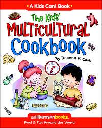 multicultural cookbook deanna f cook