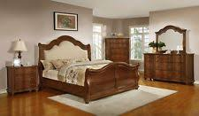 King Sleigh Bedroom Sets by King Sleigh Bed Ebay