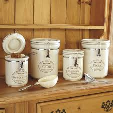 Fleur De Lis Canisters For The Kitchen Chefs Fresh Valley Farm Canisters Farming Kitchens And Kitchen