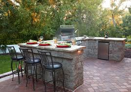 Upgrades To Make Over Your Outdoor Grill Area - Backyard grill designs