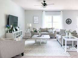 farmhouse livingroom white farmhouse living room mistanno com