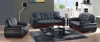 leather livingroom sets black leather sofa set cheap centerfieldbar com