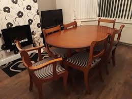 Yew Dining Table And Chairs Yew Dining Table Chairs Second Household Furniture Buy And