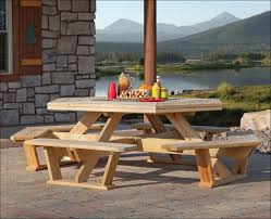 Design For Octagon Picnic Table by Exteriors 2x4 Picnic Table Kids Hexagon Picnic Table Recycled