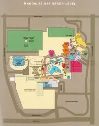 mandalay bay pool map las vegas casino property maps and floor plans vegascasinoinfo com