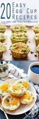best 25 baked egg cups ideas on pinterest muffin tin eggs