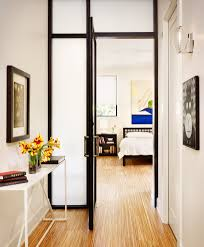 frosted glass interior doors frosted glass interior doors hall traditional with beadboard crown