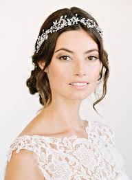bridal headbands beautiful bridal headbands makeup for your day beauty