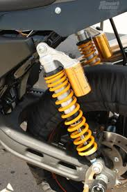 yellow shock s length 410 420 mm xr1200 stock shocks are 360mm