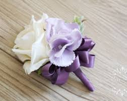 Corsage And Boutonniere Prices Corsage Etsy