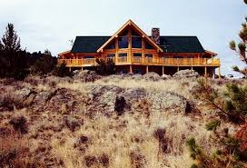 log homes with wrap around porches log cabins in montana log home outlet