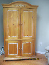 Hooker Tv Armoire Sunroom Entertainment Tv Armoires Stands Ebay