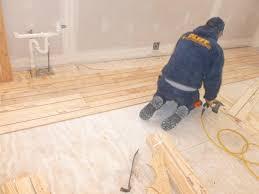 Heated Laminate Floors C E Kiffin Floor Radiant Heating Delhi Ny C E Kiff Inc