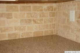 tumbled marble kitchen backsplash tumbled marble backsplash kitchen and residential design reader