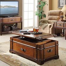 Trunk Style Coffee Table Uncategorized Trunk Style Coffee Table Within Exquisite Coffee