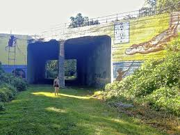Atlanta Beltline Trail Map by Westside Beltline Trail Rat Hairy Foot Tunnel Atlanta