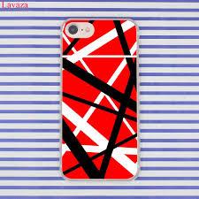 Triangle Flag Case Lavaza Eddie Van Halen Original Way Fashion Hard Skin Phone Case
