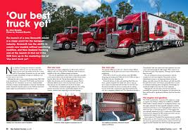 new kenworth trucks for sale australia 1 nz trucking apr2017 by paccar australia issuu