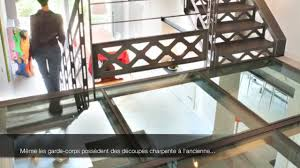 Garde Corps Loft Escaliers Decors Escalier Charpente Style San Fracisco Mov