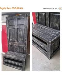 Antique Wood Benches Sale by Amazing Deal On On Sale Hall Tree Antique Wooden Door Hall Tree