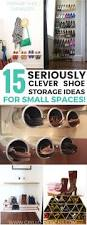 storage ideas for small bedrooms best 25 shoe storage solutions ideas on pinterest shoe storage