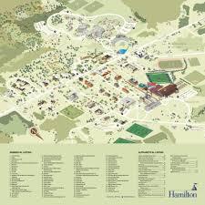 Berkeley Campus Map New York Colleges Campus Maps