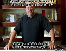 Pawn Shop Meme - silver and gold pawn shop logic by recyclebin meme center