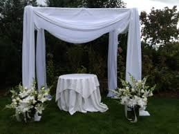 chuppah rental chuppah rental nyc event rentals bronx ny weddingwire