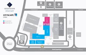 Dubai Mall Floor Plan by Real Estate Exhibition Attendees In Dubai Cityscape