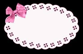 banner branco e rosa png 1287 846 frames pinterest