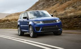 range rover svr black 2015 range rover sport svr first drive u2013 review u2013 car and driver