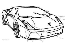 Printable Lamborghini Coloring Pages For Kids Cool2bkids Printable Coloring Pages