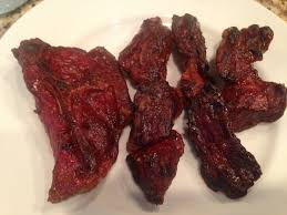 Barbecue Country Style Pork Ribs - bbq country pork ribs à point
