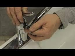 Utility Sink Faucet Repair Sink Maintenance How To Repair A Leaking Utility Sink Youtube