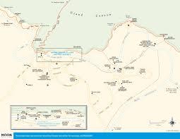 Maps Of Arizona Map Grand Canyon South Rim Grand Canyon Map Moonboatcafe Maps
