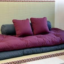 japanese futon folded
