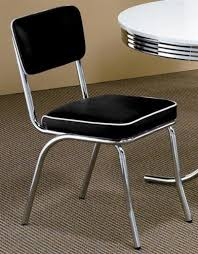 Style Chairs Retro Style Chairs Set Of 4 Chairs