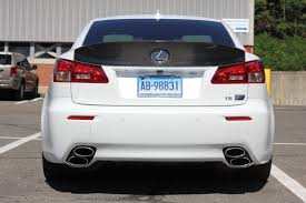 white lexus 2011 2011 lexus is f in ct 29 999 white on white clublexus lexus