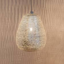 Zenza Filisky Oval Pendant Ceiling Light Detail Zenza Home Accessories