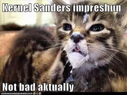 Kfc Chicken Meme - lolcats kentucky fried chicken lol at funny cat memes funny